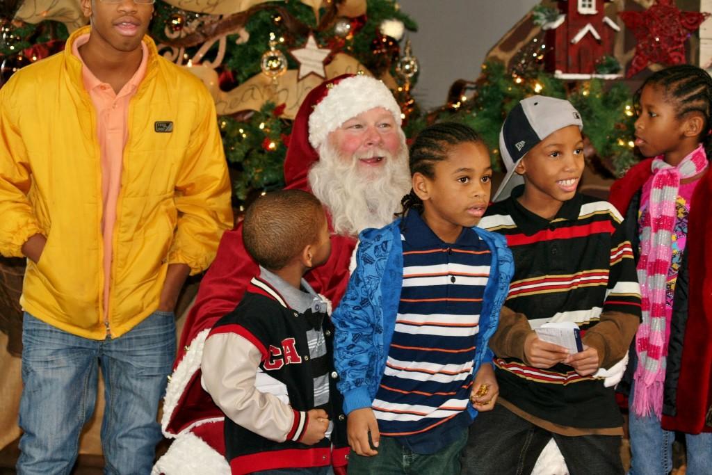 Santa Clint is the REAL Santa