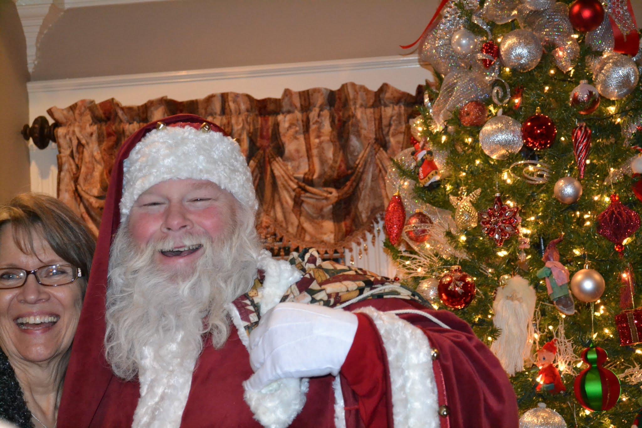 Best Santa in Texas