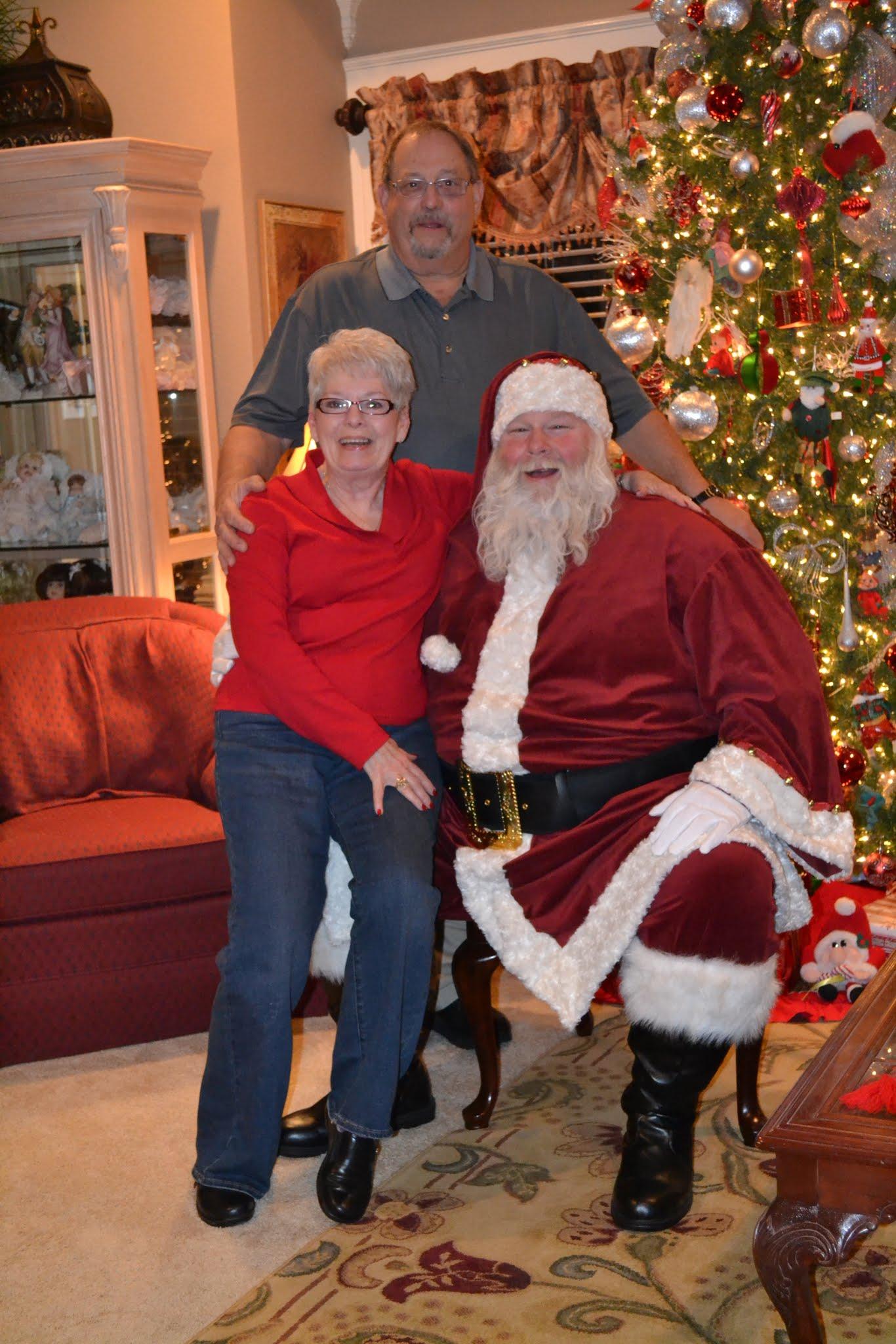 Santa Clint Home Parties